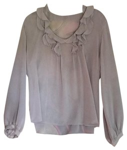 Violet & Claire Top Gray