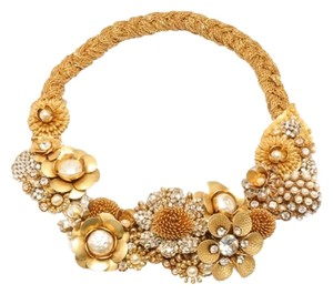 Miriam Haskell Limited Edition Miriam Haskell Floral Necklace