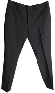Burberry Mens Trouser Pants Black
