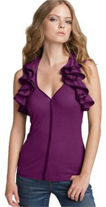 Robert Rodriguez Top Purple