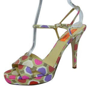 Kate Spade Polka Dot Multi-color Sandals