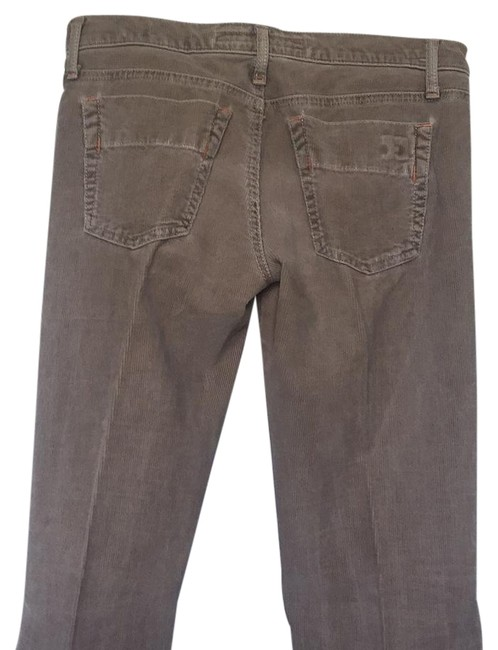 Item - Light Brown/Dark Beige 5725cx8 Boot Cut Jeans Size 28 (4, S)