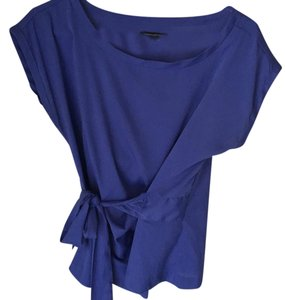 Banana Republic Top Dark periwinkle/purple