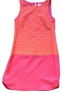 Ali Ro short dress Pink on Tradesy