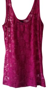 Guess Top Purple/maroon