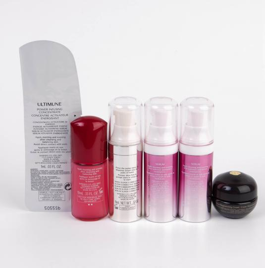 shiseido Shiseido 6-Piece Travel Size Skin Care Set