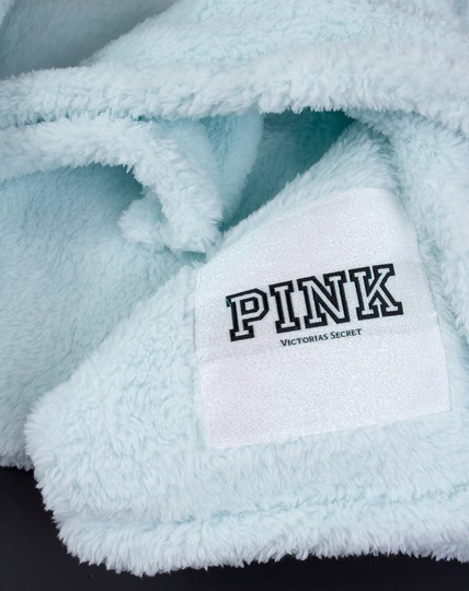 PINK Super Soft Plush Cozy Blanket Throw (50x60) NEW Image 2