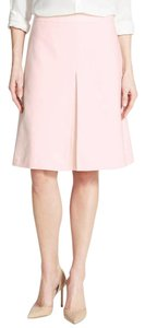 Vince Camuto A-line Petite Petite Career Spring Summer Skirt Taffy Pink