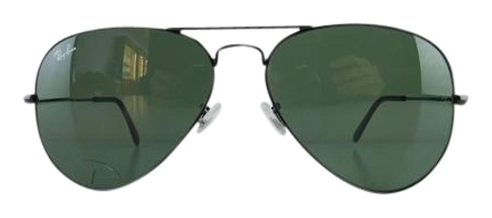 33834b778 ... where to buy ray ban gently used ray ban sunglasses rb 3025 l2823 black  aviator large