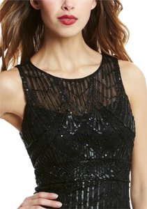 Sue Wong Vintage Beaded Gatsby Sequin Dress