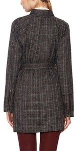 Isabel Lu Plaid Jacket