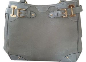 Louis Vuitton Suhali Gm Gm Tote in gray