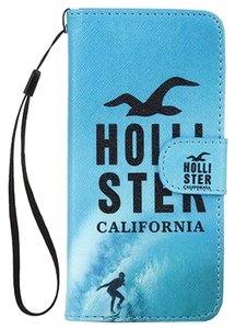 Hollister Hollister iphone 6 and 6 s cell phone case and card holder