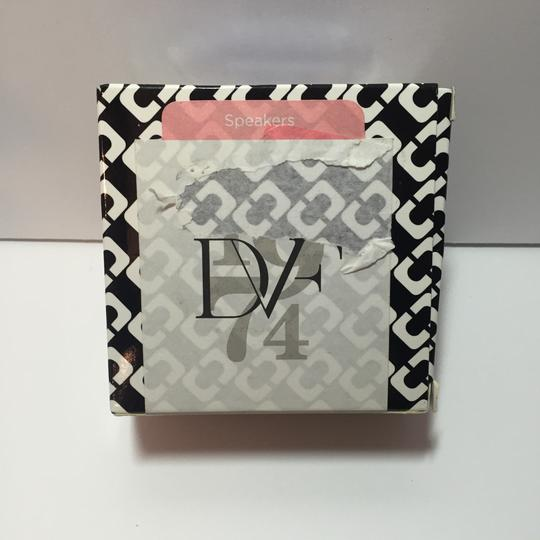 Diane von Furstenberg Diane Von Furstenberg DVF Chain Link Speakers Image 1