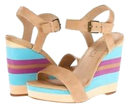 Splendid Caramel Sandals
