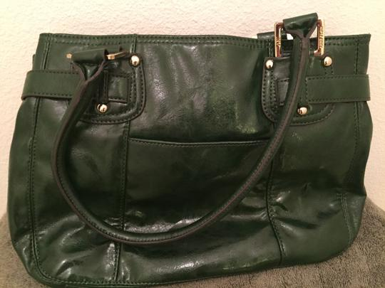 Anne Klein Tote in Green