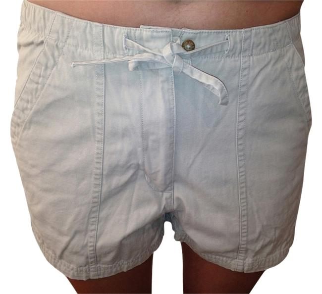 New York & Company Mini/Short Shorts Khaki