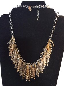 White House | Black Market White House Black Market Fringe Necklace
