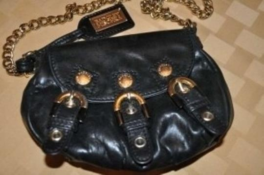 Badgley Mischka Leather Purse Cross Body Bag