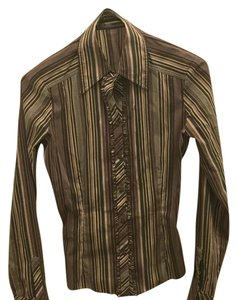 Elie Tahari Button Down Shirt