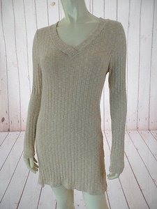 Deletta Anthropologie Long Chic Sweater