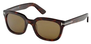 Tom Ford Tom Ford Campbell FT0198 Havana/Other/Roviex Sunglasses