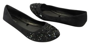 Call It Spring New Size 8.50 M Excellent Condition Black Flats