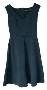 Cynthia Rowley Blue Nylon Skater Dress