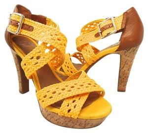 Gianni Bini Yellow Formal