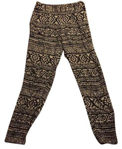 Forever 21 Baggy Pants Aztec pattern