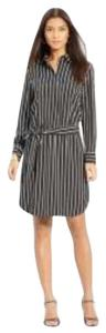 Ralph Lauren short dress Blk/Pearl on Tradesy