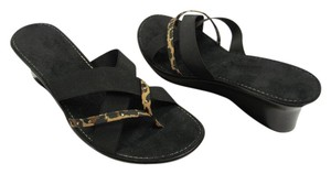 Other New Size 10.00 M Excellent Condition Black, Neutral Sandals