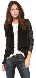 Blank Denim Sold Out Featured On People Stylewatch Vegan Leather Faux Leather Moto Motorcycle Jacket
