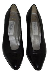 Magik Amalfi Black Pumps