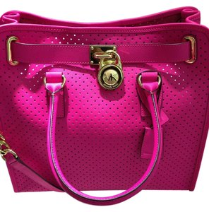 Michael Kors Tote in Hot Pink