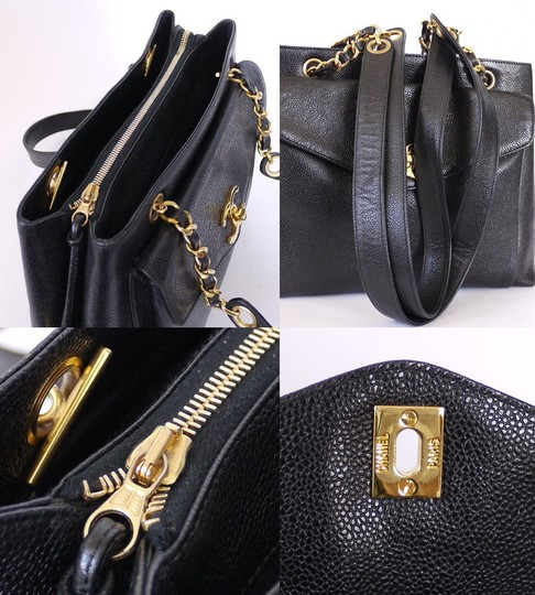 Chanel Vintage Classic Chic Shoulder Bag