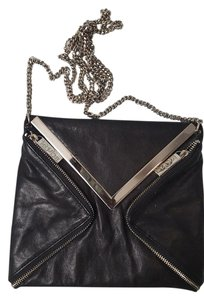Kooba Strap Leather Cross Body Bag