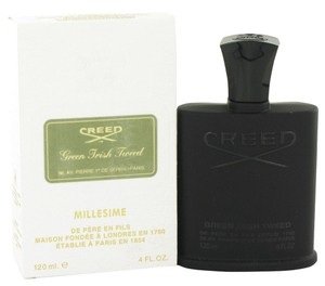 Creed GREEN IRISH TWEED by CREED ~ Women's Millesime Spray 4 oz