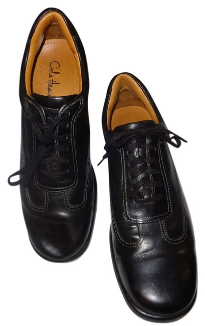 Item - Black Mens Nike Air Conner Leather Fashion Oxfords M Sneakers Size US 10 Regular (M, B)