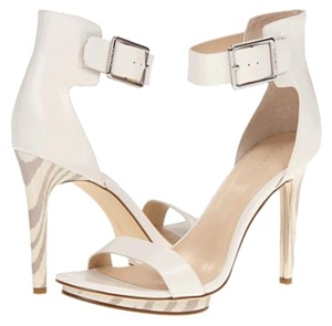 Calvin Klein Antique white, ash gray Sandals