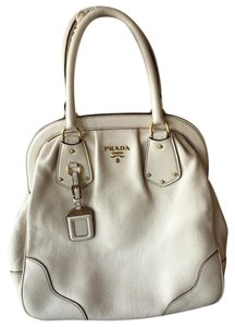 Prada Luxury Leather Hobo Bag