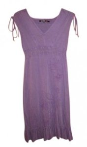 Lee Cooper short dress Purple on Tradesy