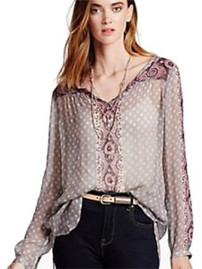 Lucky Brand Top Multi