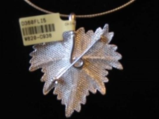 Unknown Sterling silver pendant/pin