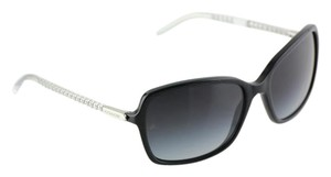 Coach * Coach Black Glitter Crystal Sunglasses 532711
