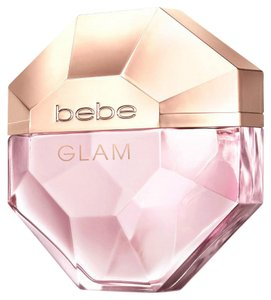 bebe BEBE GLAM by BEBE WOMENS EAU DE PARFUM 3.4 Oz/100 ml NIB