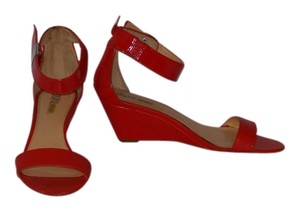 MAISON MARTIN MARGIELLA H&M Pre Owned No Box RED Sandals