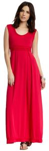 Red Maxi Dress by Max Studio