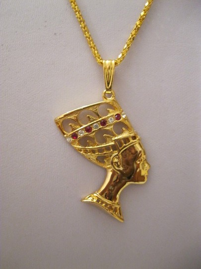 Other Gorgeous Queen Nefertiti Necklace