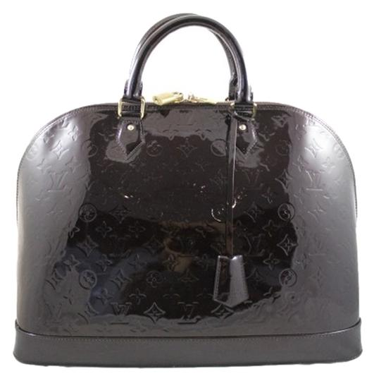 Louis Vuitton Bowler Tote in Rosewood